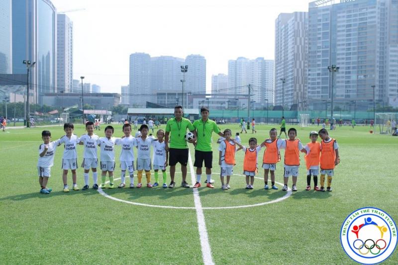 Top 7 Trung tâm đào tạo bóng đá tốt nhất ở Hà Nội