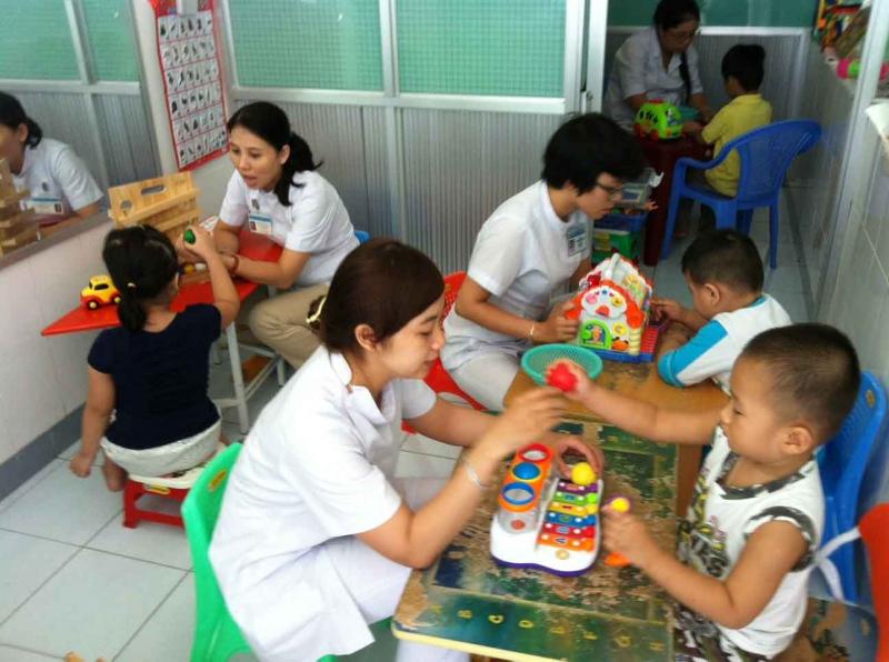 Top 10 Trung tâm dạy trẻ chậm nói uy tín nhất ở Hà Nội