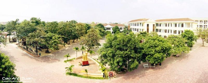Top 5 Trường trung học phổ thông tốt nhất Nghệ An