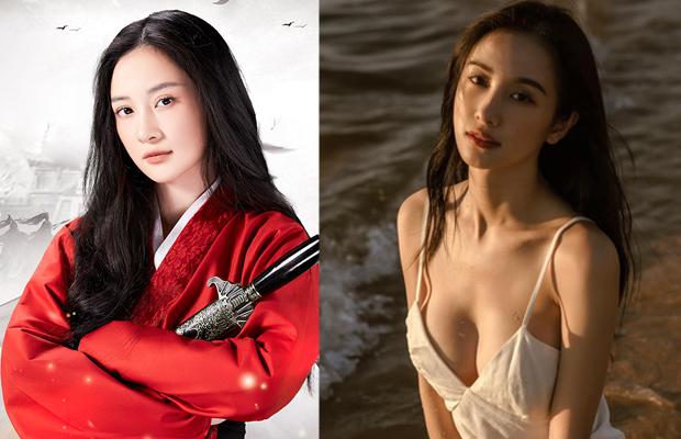 """Chán """"hớ hênh"""", nữ thần Jun Vũ """"đánh úp"""" game thủ bằng bộ ảnh cosplay Mulan phiên bản """"đóng full giáp"""", đẹp như thần tiên tỷ tỷ"""