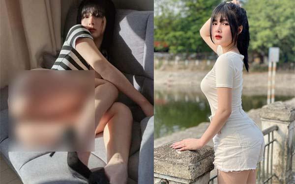 """Khiến Quỳnh Alee dính """"phốt"""" khoe thân phản cảm, dân tình tìm ra """"bản gốc"""" là nữ streamer sexy có tiếng"""