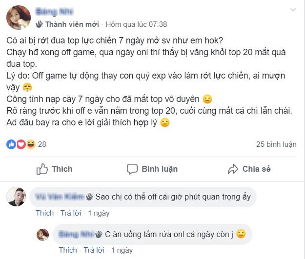 """Tuyển tập những """"drama cuối tuần"""" của cộng đồng Tam Sinh Tam Thế: Chị em vẫn chiếm phần áp đảo"""