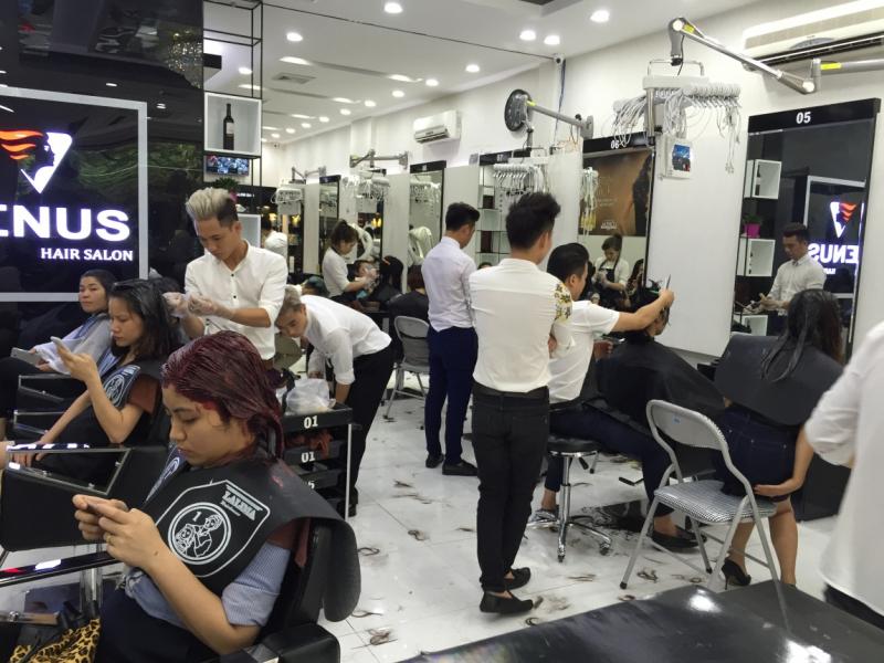 Top 5 Salon có dịch vụ gội đầu dưỡng sinh thư giãn ở Hà Nội