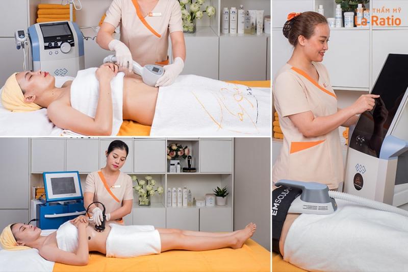 Top 9 Spa có dịch vụ giảm béo an toàn, chất  lượng nhất Tp HCM