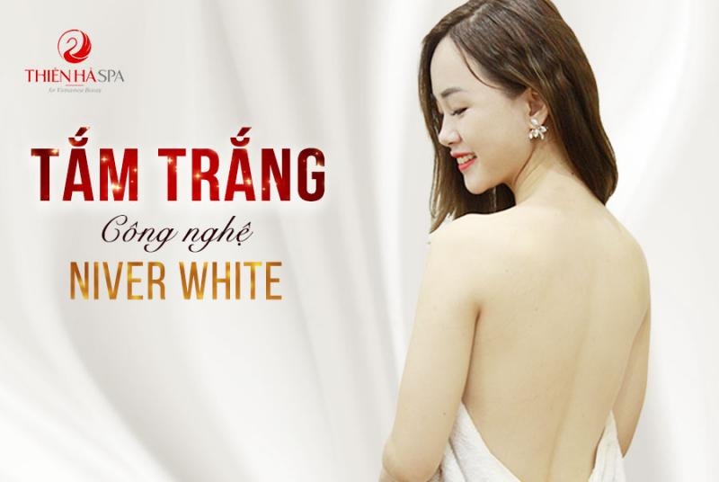 Top 10 địa chỉ tắm trắng uy tín nhất Hà Nội