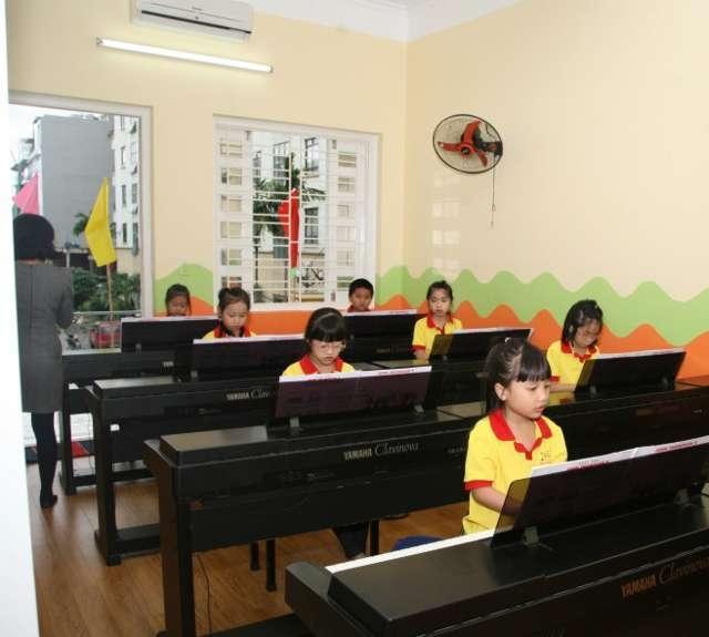 Top 10 Trung tâm dạy đàn piano tốt nhất tại TP. Hồ Chí Minh