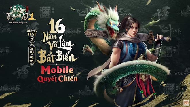"""""""Bố già"""" Trấn Thành hóa thân nhân vật 3D trong game Võ Lâm Truyền Kỳ 1 Mobile"""