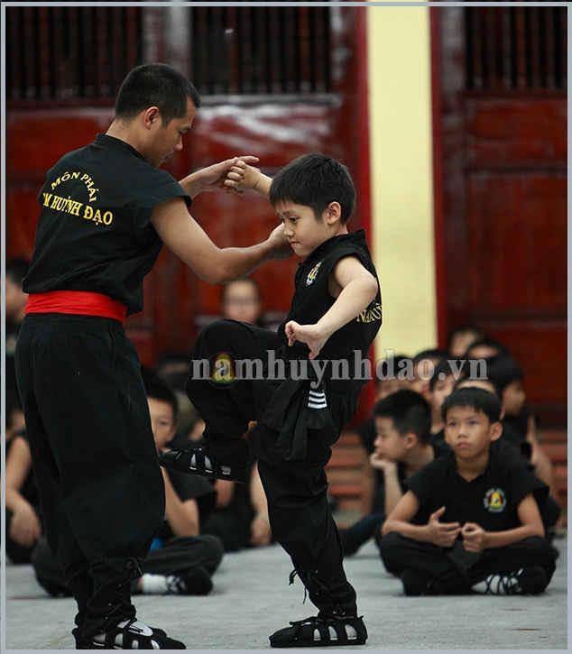 Top 8 Trung tâm dạy võ cho trẻ em ở TPHCM