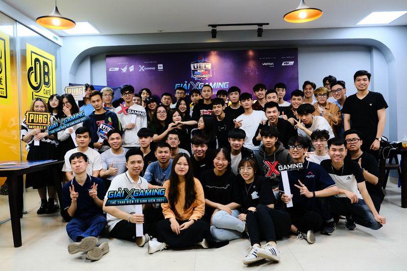 Xgaming – UEC 2021 : 8 gương mặt xuất sắc nhất miền Bắc sẽ tham gia Vòng chung kết Quốc gia