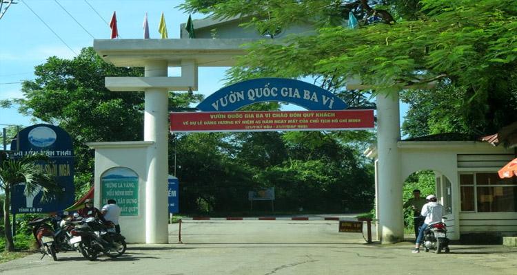 Top 10 địa điểm du lịch đáng đi nhất ở huyện Ba Vì, Hà Nội