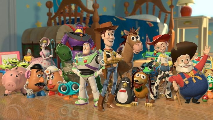 Top 10 Bộ phim hoạt hình nổi tiếng nhất thế giới