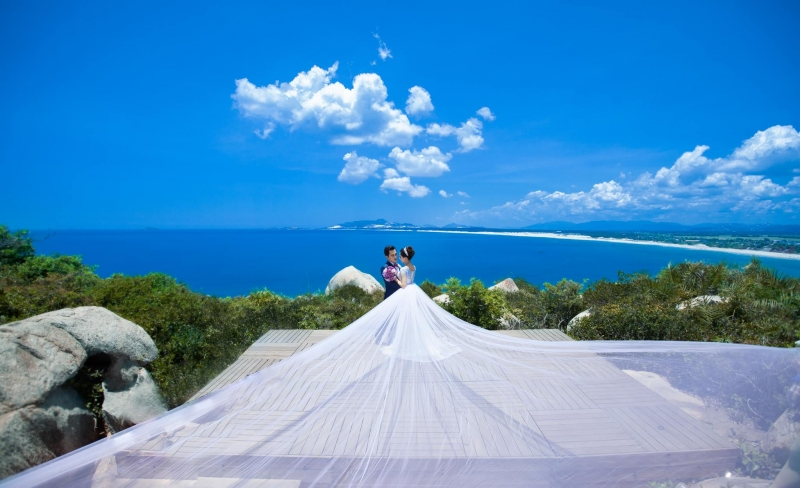 Top 9 Studio chụp ảnh cưới đẹp, chuyên nghiệp nhất tại Quy Nhơn