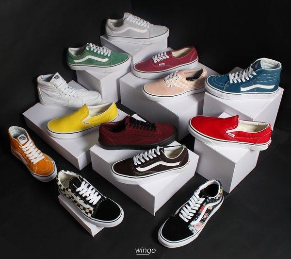 Top 5 Shop giày Vans chính hãng uy tín tại Hà Nội