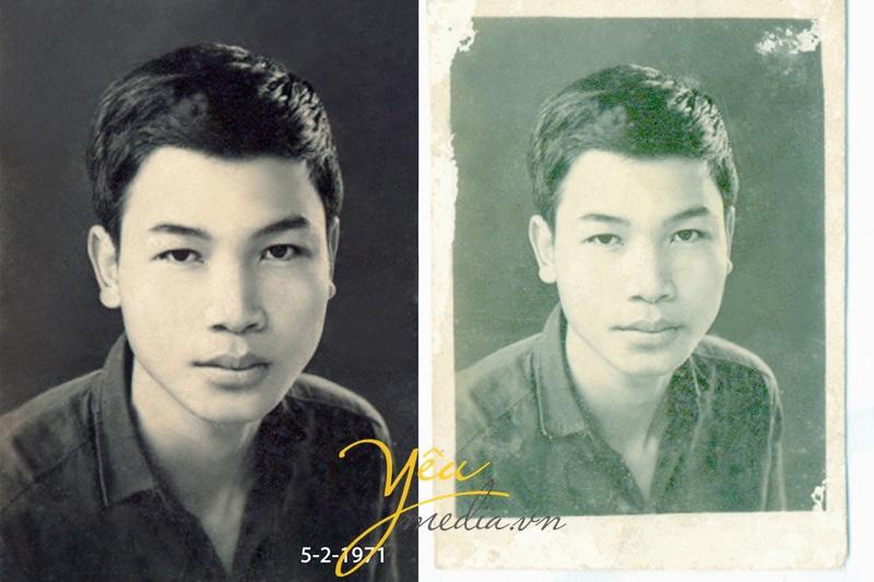 Top 5 Dịch vụ phục chế ảnh cũ, mốc, hỏng ở Hà Nội