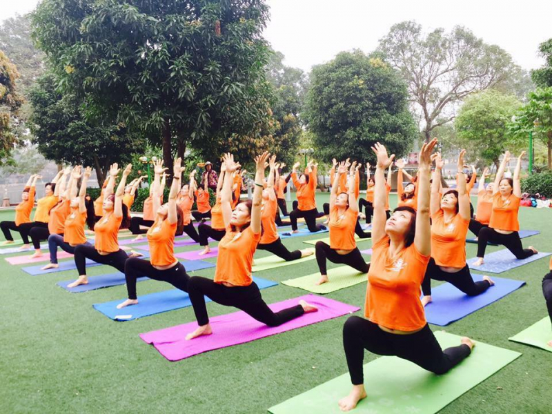 Top 7 Trung tâm yoga cho bà bầu tốt nhất ở Hà Nội