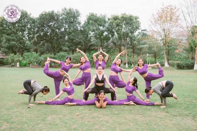 Top 5 Trung tâm đào tạo giáo viên yoga uy tín, chất lượng nhất Hà Nội