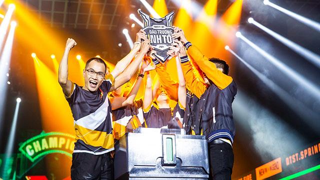 Yomost ĐTST Mùa Xuân 2021: BTS vô địch, bước thẳng vào chung kết World Series 2021 Singapore