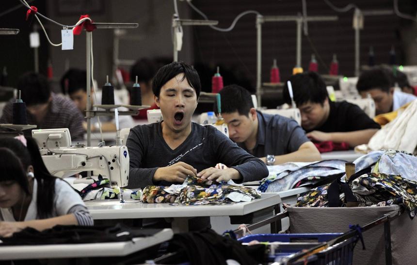 Dân lao động nghèo Trung Quốc trở thành streamer, vlogger