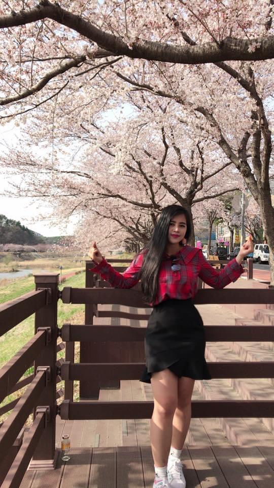 Hot girl Lee Jihye – cô gái vàng trong lĩnh vực làm đẹp