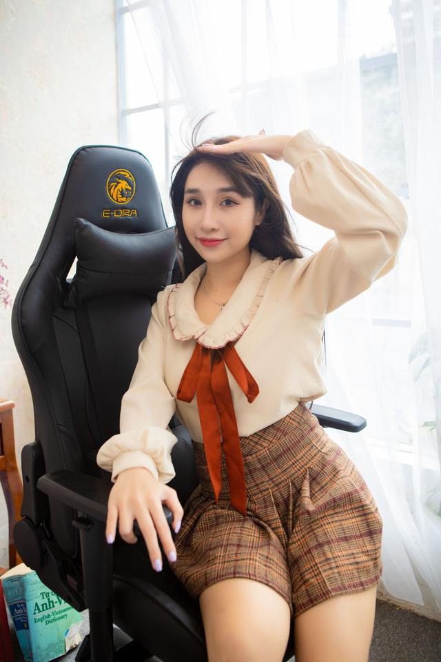 """E-Dra Mars EGC202 V2: Chiếc ghế gaming """"bá đạo"""", cực ngon mượt dành cho anh em"""