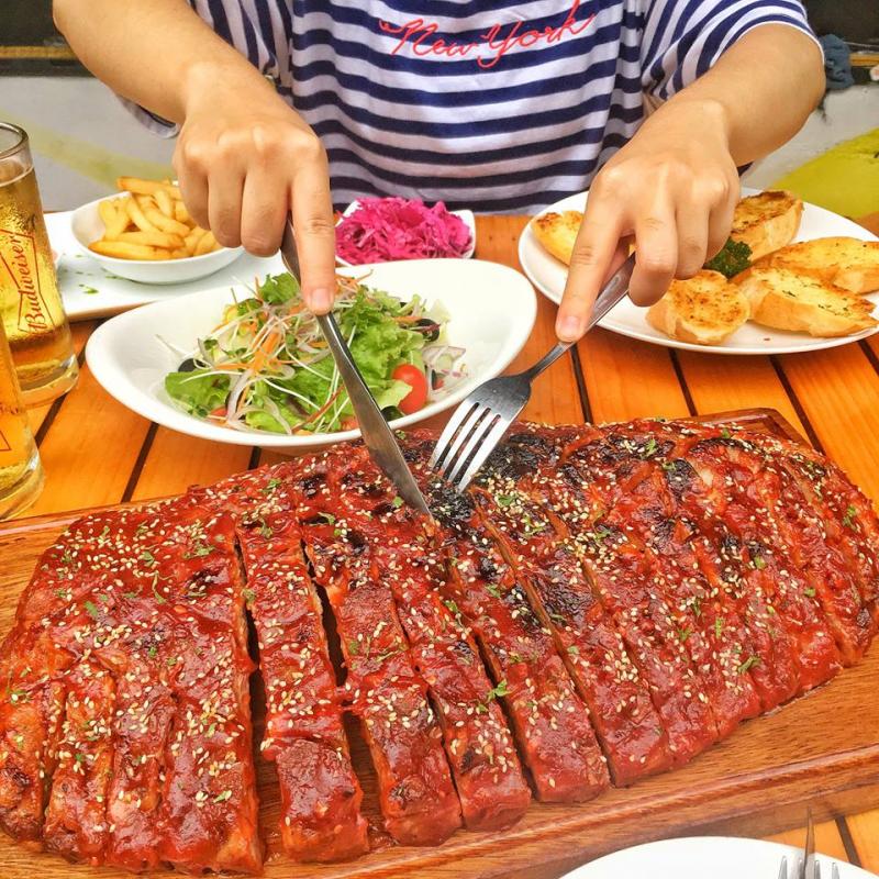Top 10 địa điểm ăn sườn nướng ngon nhất tại Hà Nội