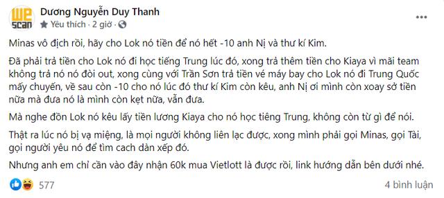 """Tinikun lên tiếng về phát ngôn """"lấy lương Kiaya cho Zeros học tiếng Trung"""", mối quan hệ thầy – trò đã rạn nứt?"""