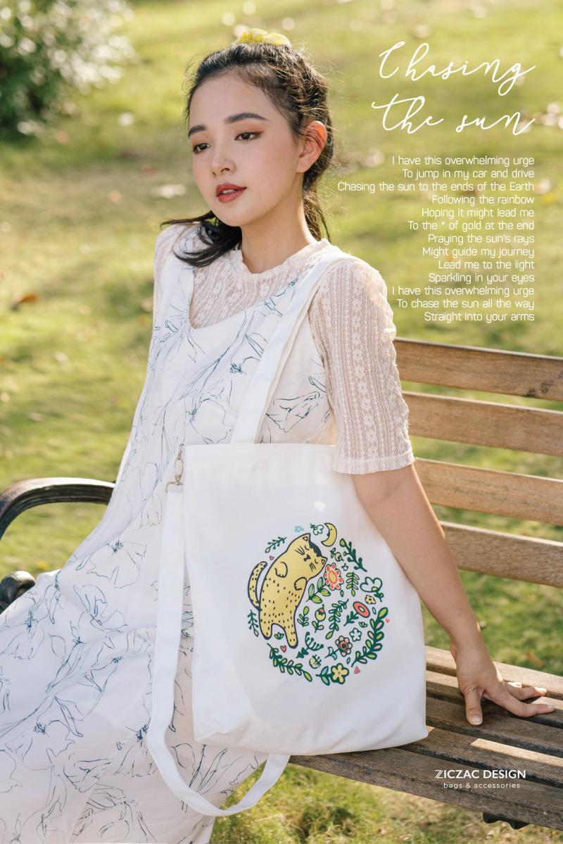 Top 6 Shop bán túi vải tote đẹp nhất TP. Hồ Chí Minh