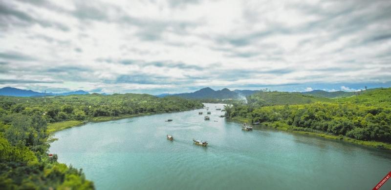 Top 30 Bài văn tả dòng sông quê hương hay nhất