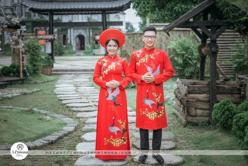 Top 7 Địa chỉ cho thuê áo dài cưới hỏi đẹp nhất quận Thanh Xuân, Hà Nội