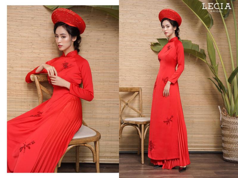 Top 3 Địa chỉ cho thuê áo dài cưới hỏi đẹp nhất quận Hoàn Kiếm, Hà Nội