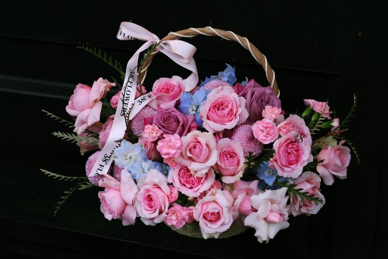 Top 10 Shop hoa tươi tốt nhất tại HCM cho bạn nhân dịp Valentine trắng