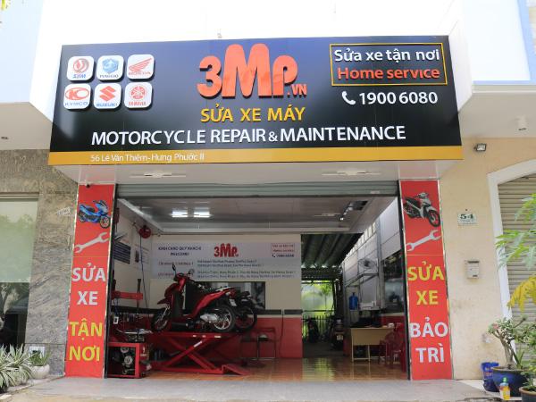 Top 9 Địa chỉ sửa chữa xe máy uy tín nhất tại Tp HCM