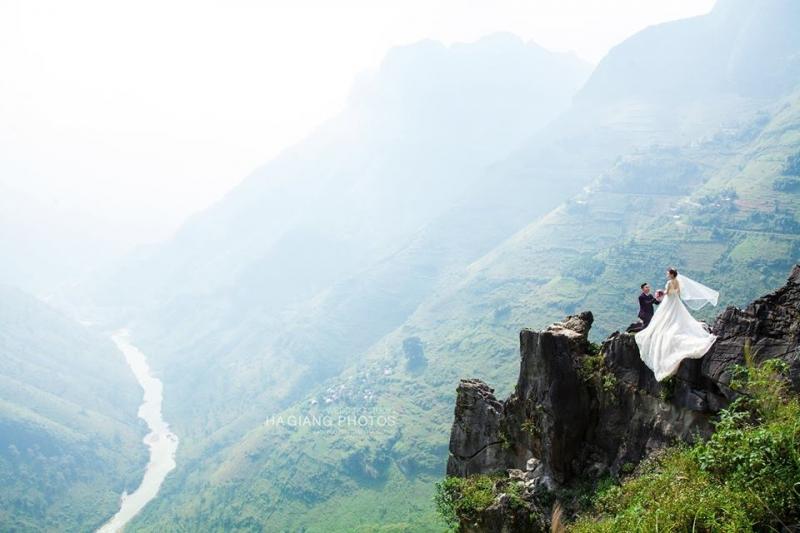 Top 5 địa điểm chụp ảnh cưới đẹp, độc, lạ tại cao nguyên Hà Giang