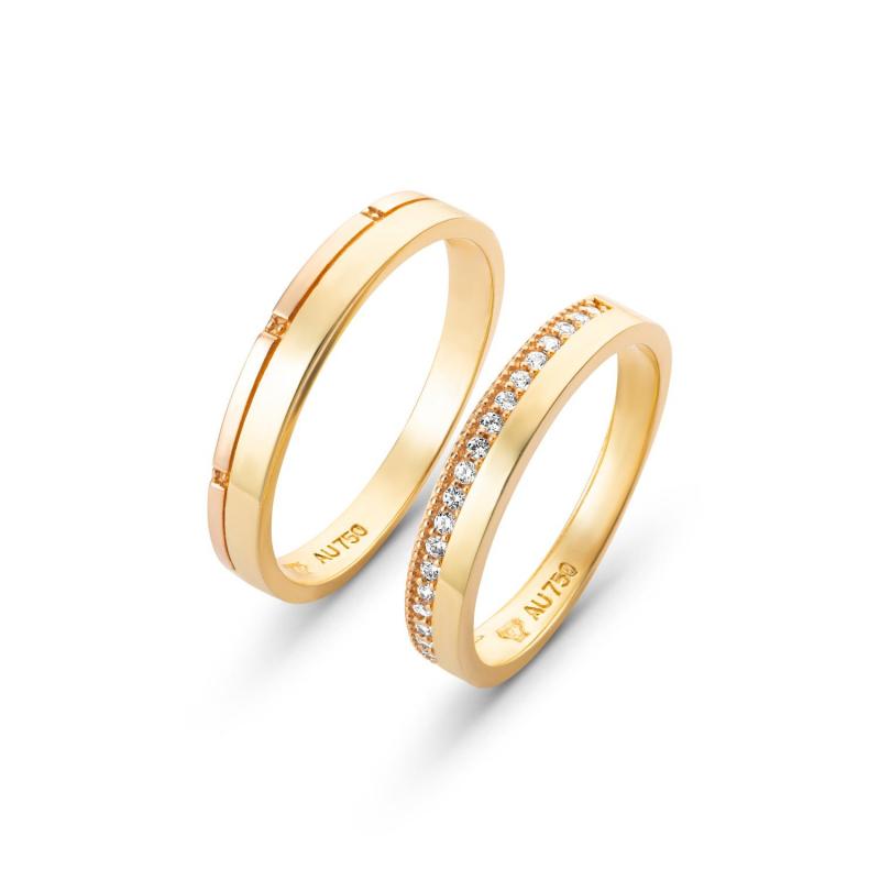 Top 12 địa chỉ mua nhẫn cưới đẹp và uy tín nhất TP HCM