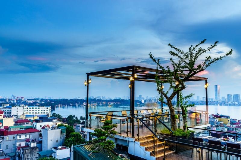 Top 20 Quán cà phê view đẹp nhất ở Hồ Tây lộng gió