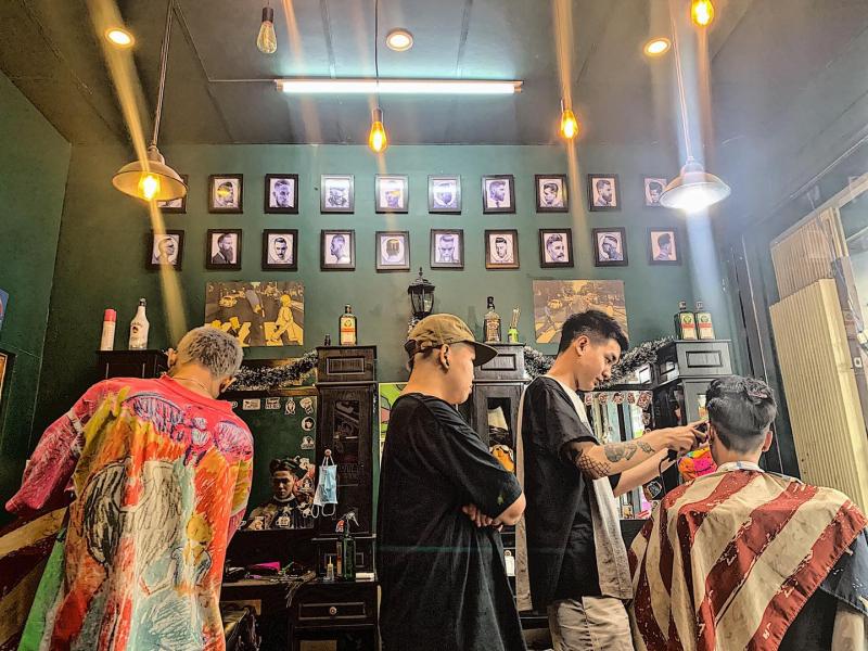 Top 8 Tiệm cắt tóc nam đẹp và chất lượng nhất TP. Rạch Giá, Kiên Giang