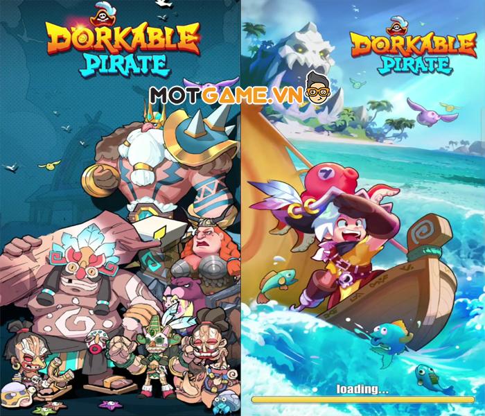 Dorkable Pirate: Tựa game bắn súng góc nhìn thứ 3 lấy đề tài cướp biển kiểu mới