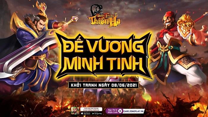 Game Tam Anh Thủ Thành Mobile khai mở giải đấu Đế Vương Minh Tinh