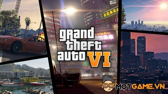 GTA 6 và những thông tin đang bị rò rỉ ở trên mạng xã hội