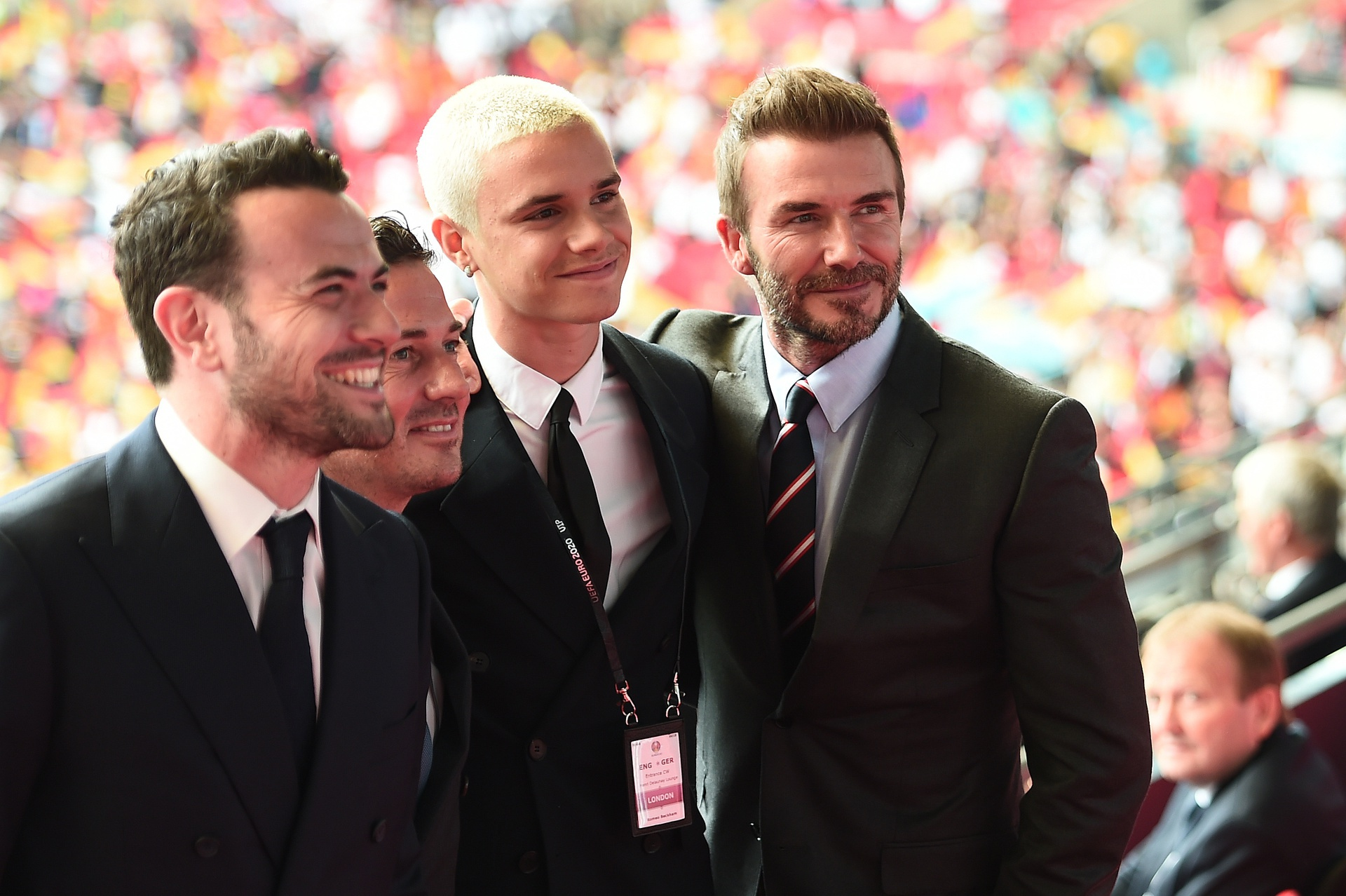 Romeo Beckham và tình yêu với bạn gái người mẫu