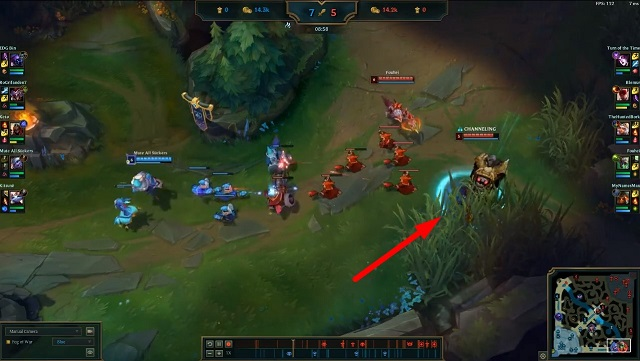 """Tốc Chiến: Mẹo sử dụng """"biến về"""" để đột kích bất ngờ đối thủ cùng lane"""