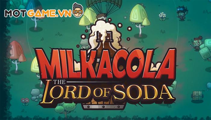Milkacola: The Lord of Soda – Game bắn súng phong cách Roguelike với nhịp độ chiến đấu dồn dập