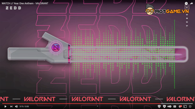 Ca khúc kỷ niệm 1 năm tuổi của Valorant hé lộ skin chủ đề về DJ Zedd
