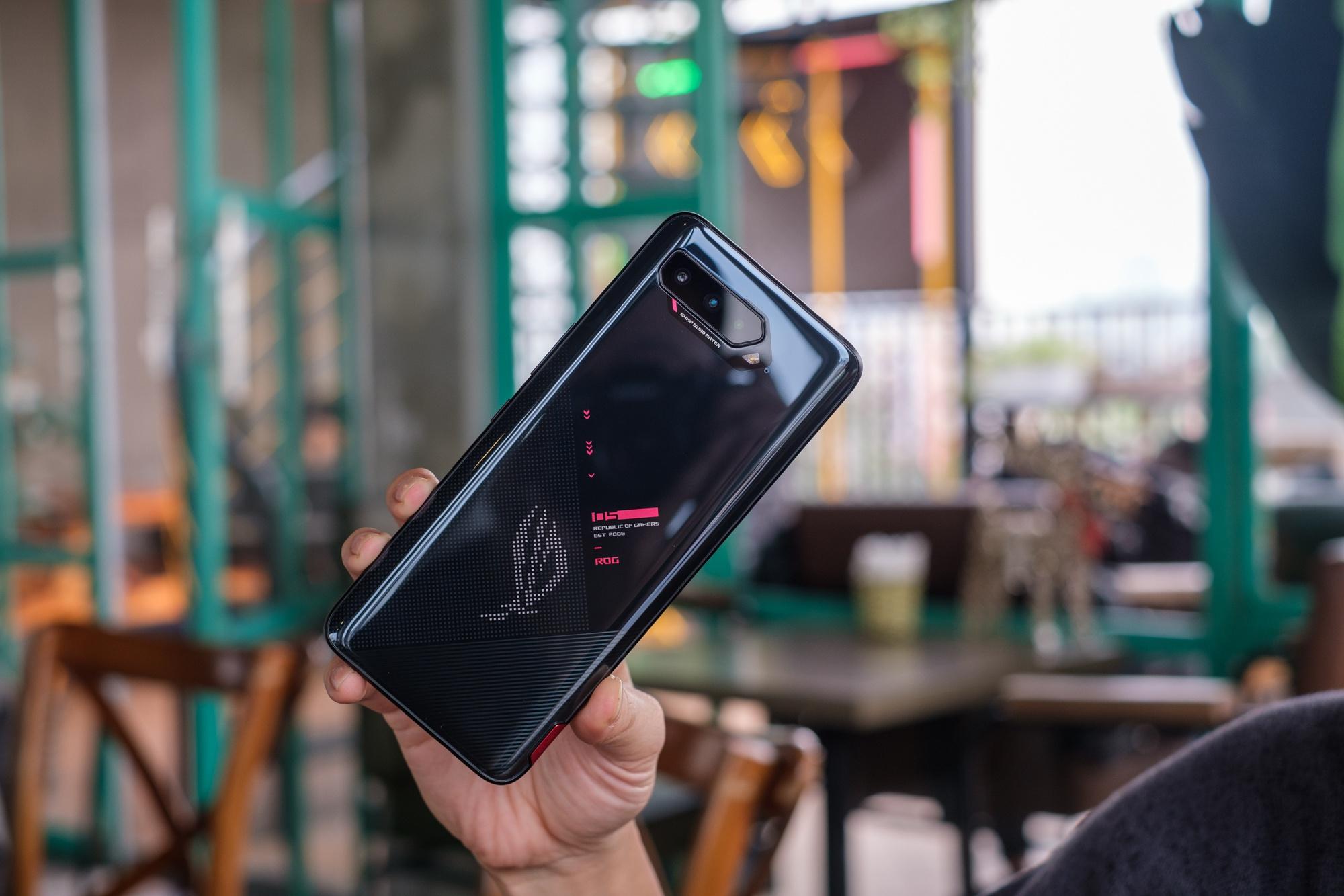 Loạt smartphone dành cho game thủ tại Việt Nam