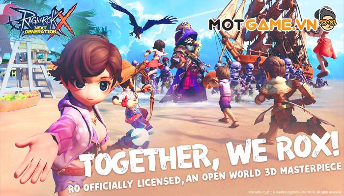 Ragnarok X: Next Generation sẽ phát hành bản riêng cho thị trường Việt