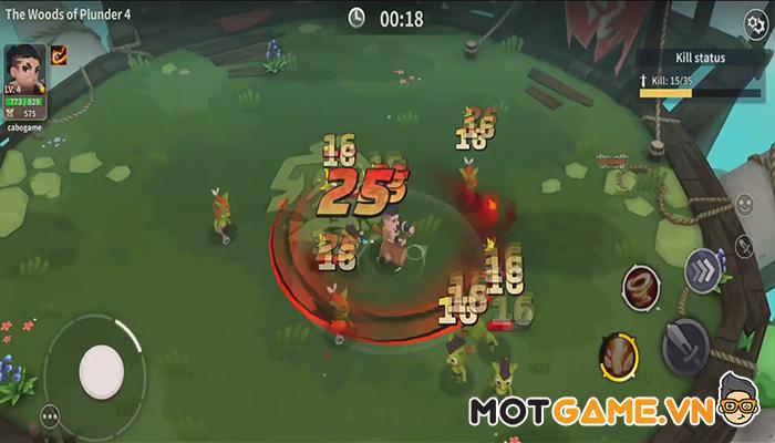 Raid Master Online – Boss Raid game nhập vai phụ bản với đồ họa siêu dễ thương