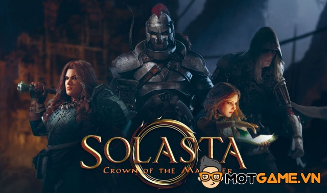 Solasta: Crown of the Magister nguồn cảm hứng từ Dungeons & Dragons
