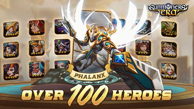Đột phá giới hạn với Big Update của Summoners Era: 2 tướng mới cực bá, quà tặng nhận mỏi tay