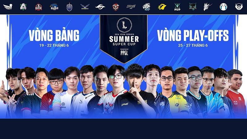 Tốc Chiến – Summer Super Cup: SBTC và CES toàn thắng ngày ra quân