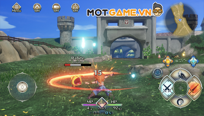 Square Enix tiết lộ bản làm lại Trials of Mana sắp ra mắt trên Android và iOS